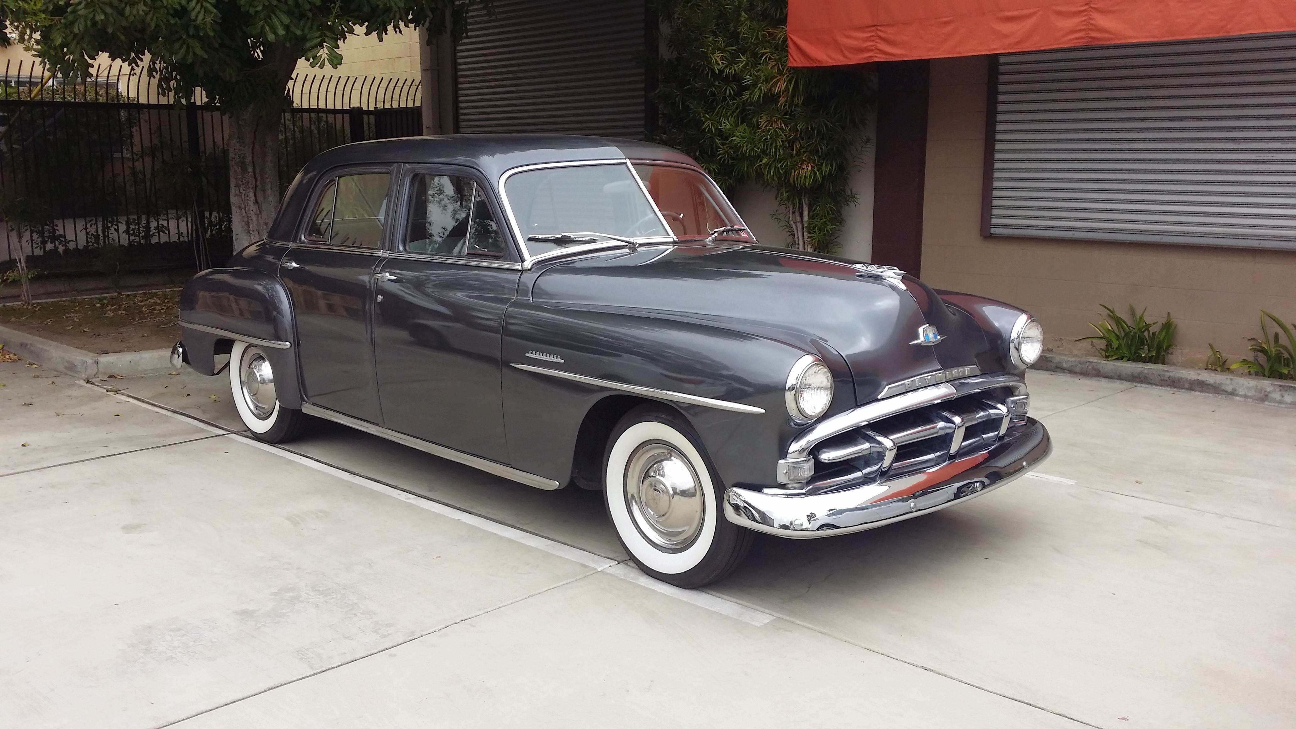 1951 Plymouth Cranbrook – Picture Car Rental | Classic Car and ...