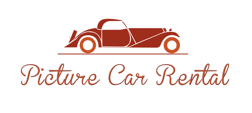 Picture car rental classic car and motorcycle rental in for Car rental logo samples